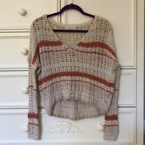 Urban Outfitters Crochet Sweater